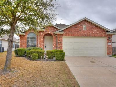 Single Family Home For Sale: 1105 Concan Dr