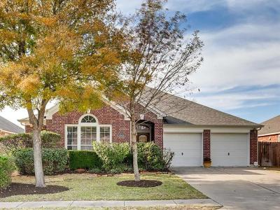 Manor Single Family Home For Sale: 11608 Shadow Creek Dr
