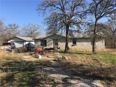 Cedar Creek Single Family Home Pending - Taking Backups: 161 Reeves Ln