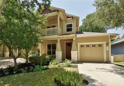 Austin Single Family Home For Sale: 2521 Lightfoot Trl #B73