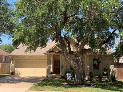 Leander Single Family Home For Sale: 307 Olmos Dr