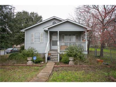 Single Family Home For Sale: 1800 E Martin Luther King Jr Blvd