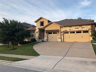 Austin Single Family Home For Sale: 10312 Ivalenes Hope Dr
