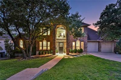 Austin Single Family Home For Sale: 5906 Down Valley Ct