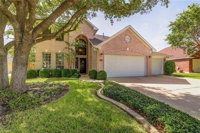 Cedar Park Single Family Home Coming Soon: 1247 Fall Creek Loop