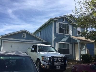 Manor Single Family Home Pending - Taking Backups: 13132 Briarcreek Loop