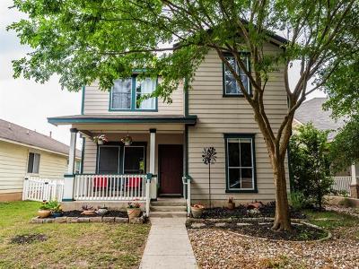 Kyle Single Family Home For Sale: 158 Teasley