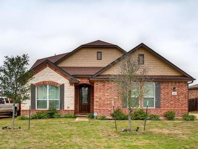Pflugerville Single Family Home Pending - Taking Backups: 1217 Autumn Sage Way