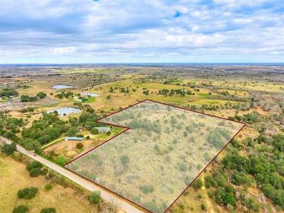Lockhart Farm For Sale: 3590 Westwood Rd