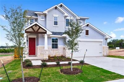 Leander Single Family Home For Sale: 1348 Low Branch Way