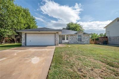Killeen Single Family Home For Sale: 405 Suzie St