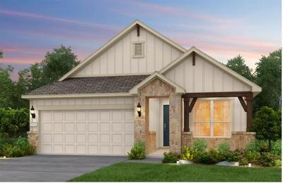 Buda Single Family Home For Sale: 167 Everglade Dr