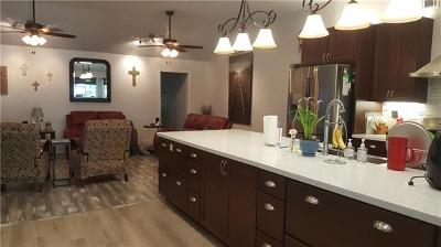 Cedar Park Single Family Home Pending - Taking Backups: 603 Dewberry Dr