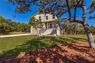Dripping Springs Single Family Home For Sale: 1001 Panarama Dr