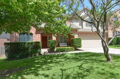 Cedar Park Single Family Home Pending - Taking Backups: 2415 Drifting Leaf Dr