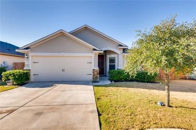Pflugerville Single Family Home For Sale: 17125 Boecher Ln