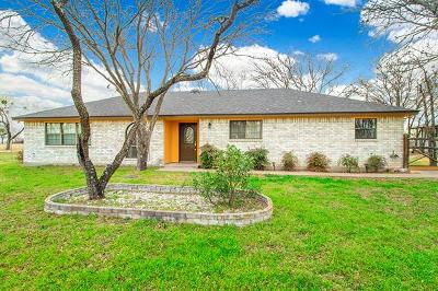 Single Family Home For Sale: 220 Tasajillo