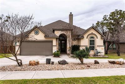 New Braunfels Single Family Home For Sale: 472 Mission Hill Run