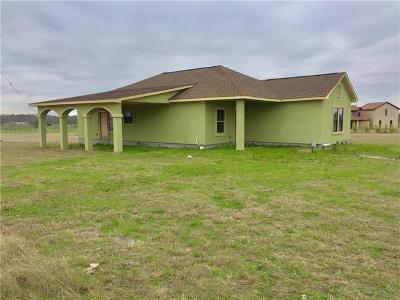 Elgin Single Family Home For Sale: 12334 Ballerstedt Rd