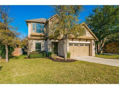 Cedar Park Single Family Home For Sale: 4015 Gloucester Dr