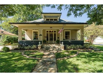 Georgetown Single Family Home For Sale: 1602 S Main St