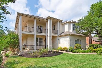 Travis County Single Family Home Pending - Taking Backups: 10619 Senna Hills Dr