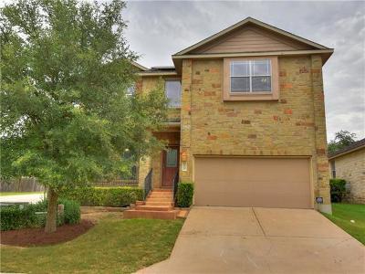 Austin Single Family Home For Sale: 200 Limestone Trl