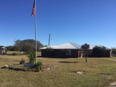 Lampasas Farm For Sale: 841 Pr 4366