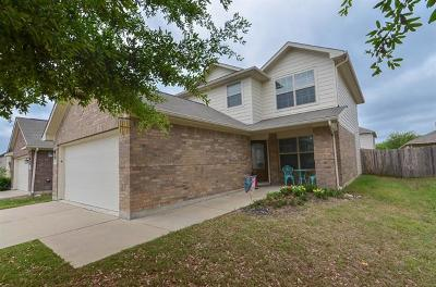Leander Single Family Home For Sale: 331 Housefinch Loop
