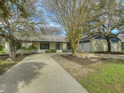 Wimberley Single Family Home For Sale: 90 Champions Cir