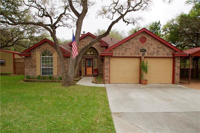 San Marcos Single Family Home For Sale: 401 Hunter Ridge Rd