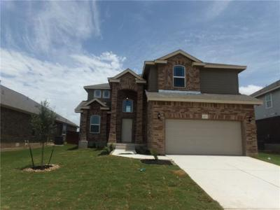 San Marcos Single Family Home Active Contingent: 161 Emery Oak Ct