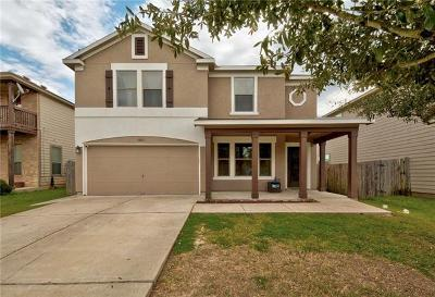 Del Valle Single Family Home For Sale: 5801 Nijmegen Dr