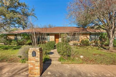 Austin Single Family Home For Sale: 3704 Capistrano Trl
