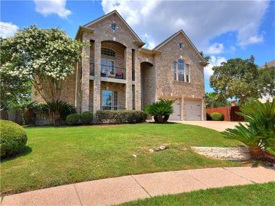 Austin Single Family Home For Sale: 9204 Hurley Cv