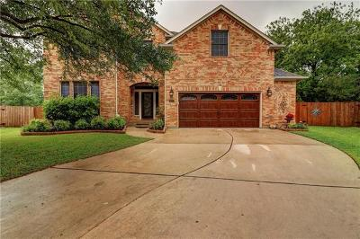 Williamson County Single Family Home For Sale: 9925 Mateo Cv