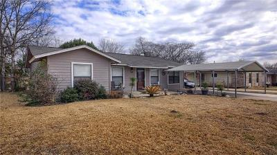 Taylor Single Family Home Pending - Taking Backups: 604 Mockingbird Ln
