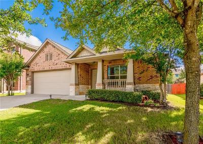 Pflugerville Single Family Home For Sale: 18637 Falcon Pointe Blvd