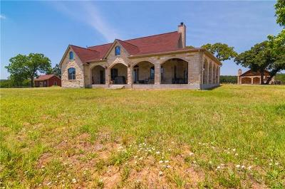 Single Family Home For Sale: 916 Middle Creek Rd