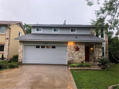 Austin Single Family Home For Sale: 13105 Mill Stone Dr