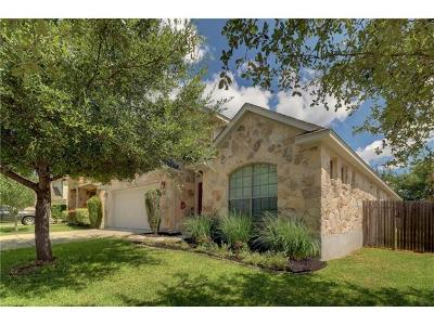 Cedar Park Single Family Home Pending - Taking Backups: 2801 Checker Dr