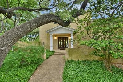 Hays County, Travis County, Williamson County Single Family Home For Sale: 10515 La Costa Dr