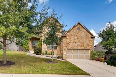Austin Single Family Home Pending - Taking Backups: 12224 Montclair Bnd