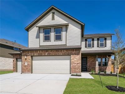 Hutto Single Family Home For Sale: 108 Skylark Ln