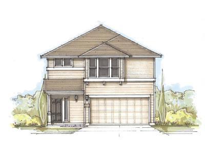 Buda Single Family Home For Sale: 400 Eagle Brook Ln