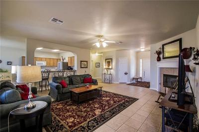 Leander Single Family Home For Sale: 1111 Middle Brook Dr