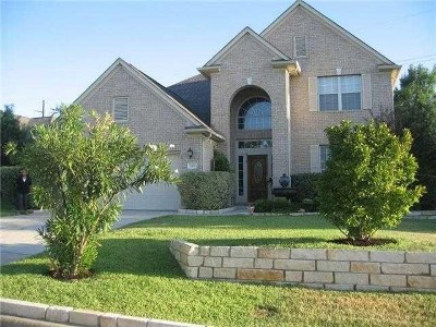 Austin Single Family Home For Sale: 3416 Oxsheer Dr