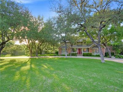 Leander Single Family Home Pending - Taking Backups: 124 Forest Trl