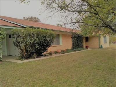 Lampasas County Single Family Home For Sale: 616 County Road 4765