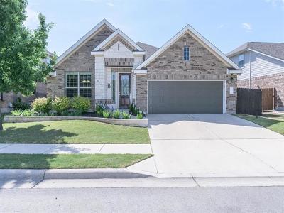 Austin Single Family Home For Sale: 13217 N Hymeadow Cir S